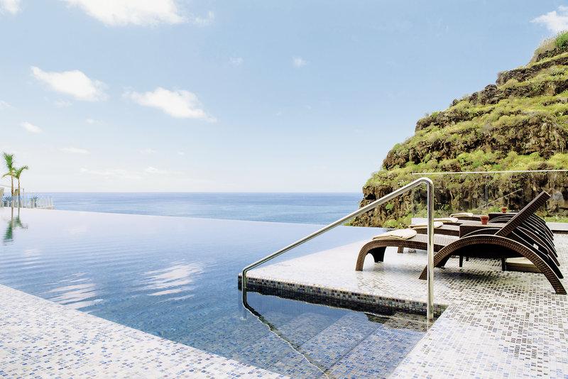 Saccharum Madeira - Traumhafter Infinity Pool