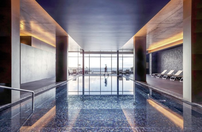 Saccharum Madeira - Sagenhafter Indoor Pool
