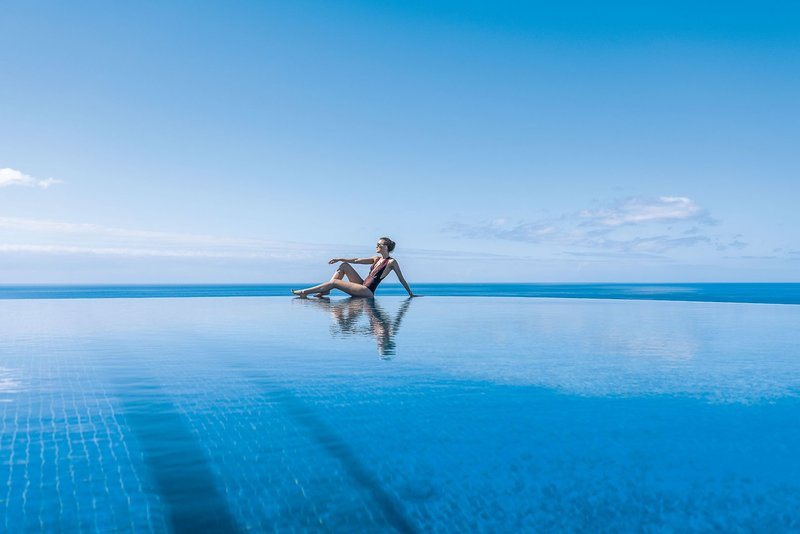 Savoy Palace Funchal Maderia - Traumhafte Rooftop Infinity Pool