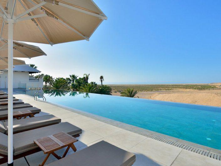 INNSIDE by Melia Fuerteventura Erwachsenenhotel - Blick vom Pool zum Meer