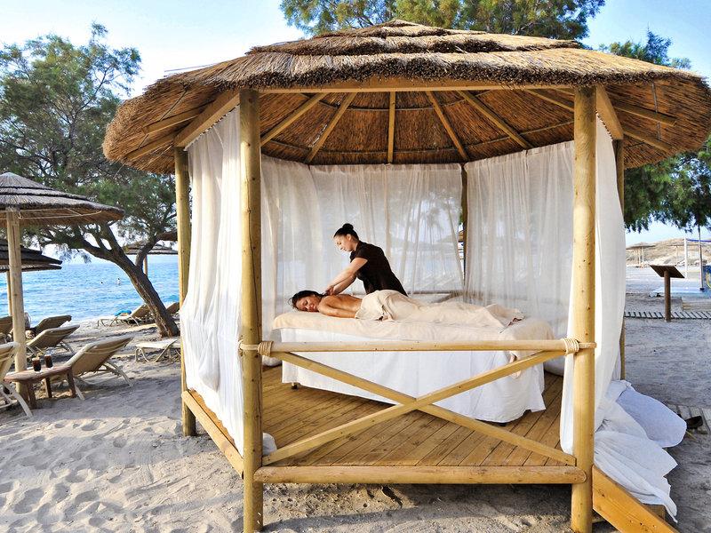TUI BLUE Palazzo del Mare auf Kos - Massagen am Strand