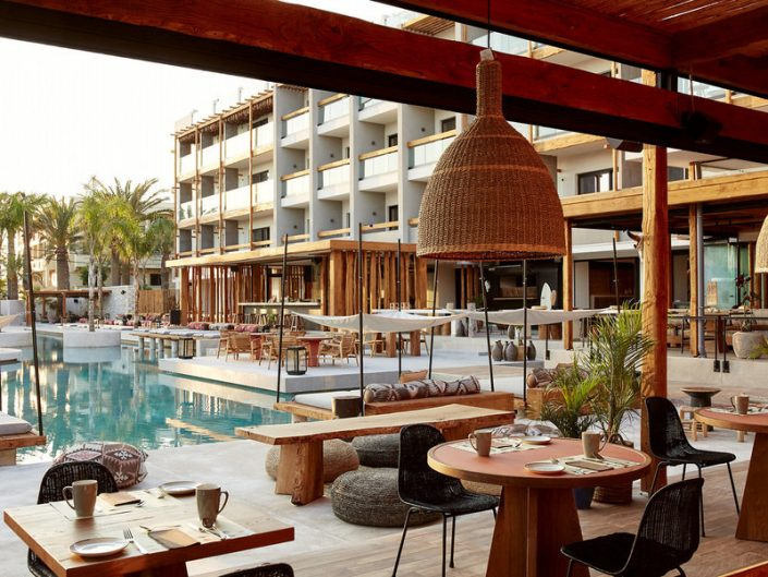 The Syntopia Kreta Adultsonly Hotel - Bereit zum Frühstück