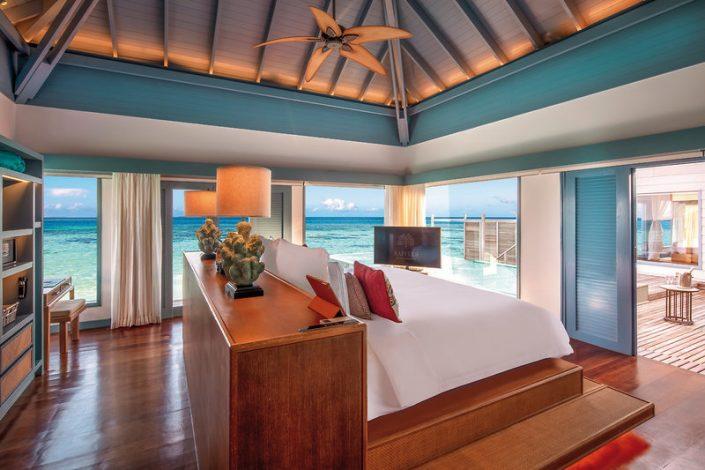 Raffles Malediven Meradhoo - Wohnbeispiel