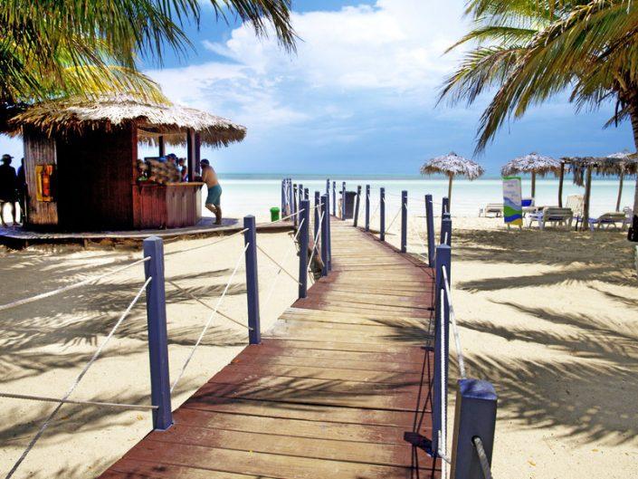 Royalton Hicacos Varadero - Zum Strand schlendern
