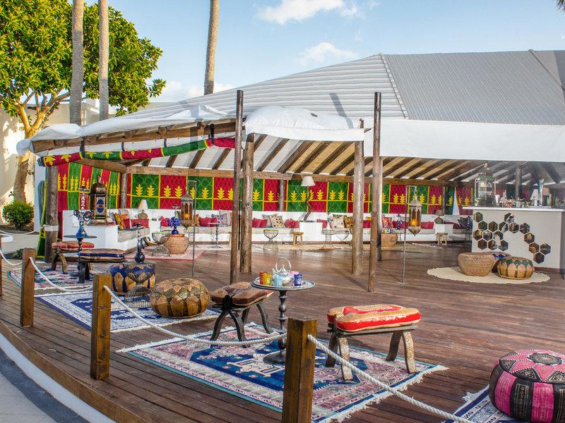 Erlebnis Bar Bereich La Haima