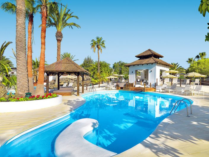 H10 White Suites Lanazrote - Am Pool