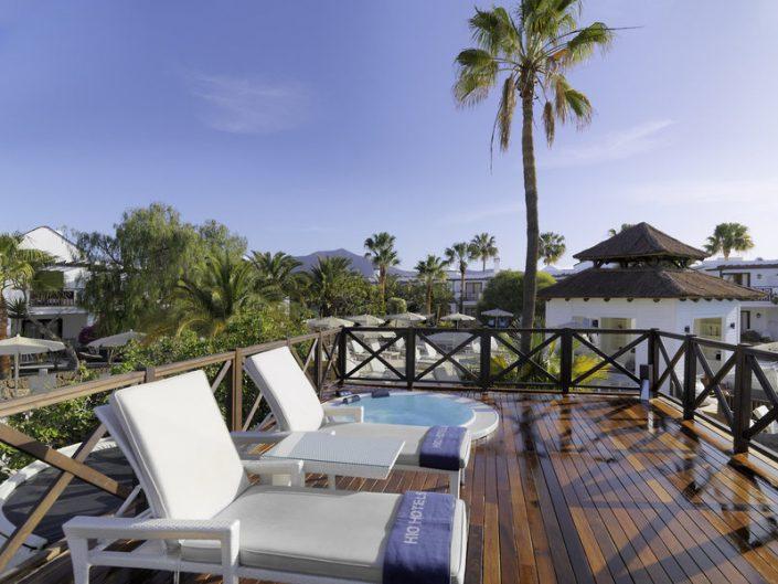 H10 White Suites Lanzarote - Private Relax Bereiche