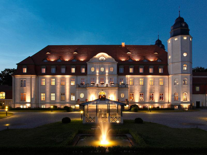 Schloss Hotel Fleesensee - Abendstimmung