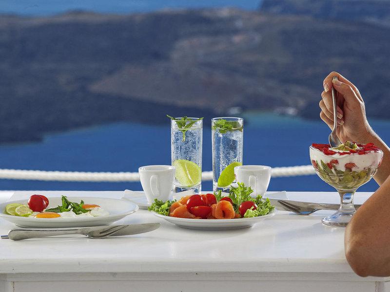 Ein tolles griechisches Frühstück geniessen