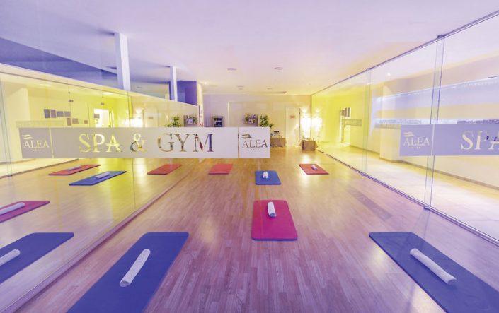 Beim Gym