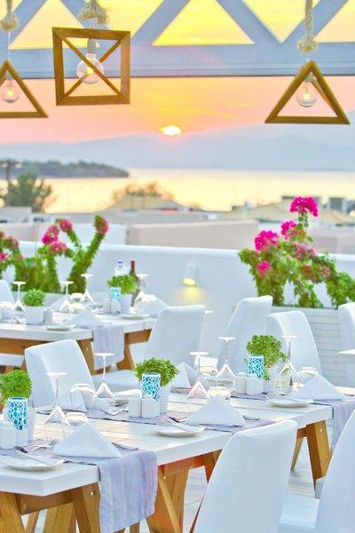 Alea Hotel Suites Thassos - Im Restaurant