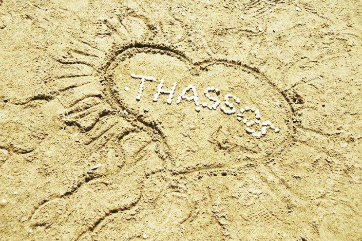 Auf Thassos, mal eine andere griechische Insel