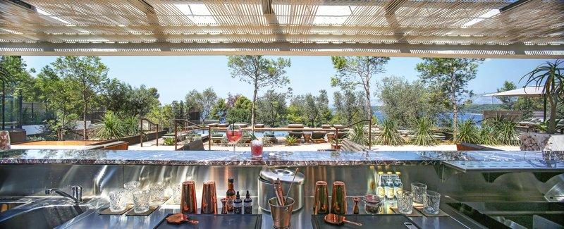 Maslina Resort Hvar - An der Bar