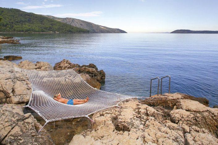 Maslina Resort Hvar - Gefangen im Entspannungsnetz
