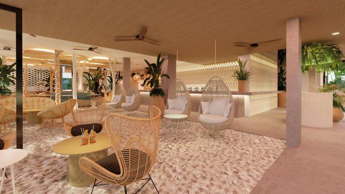 Der Indoor Strand