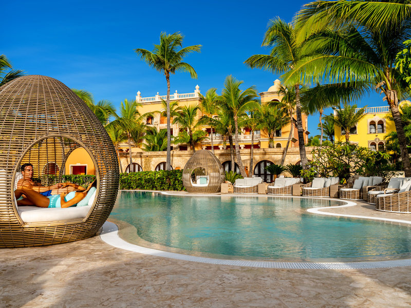 Sanctuary Dominikanische Republik - Entspannungsmuscheln für Zwei