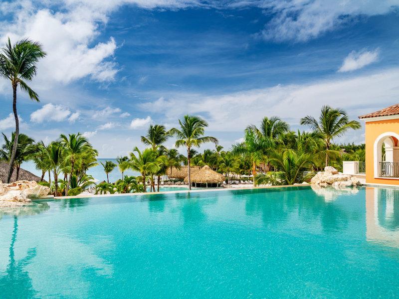 Sanctuary Dominikanische Republik - Am Infinitypool