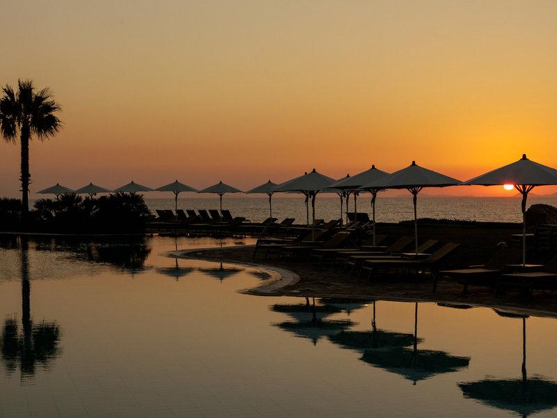 Neptune Hotels Kos - Sonnenuntergang über dem Meer