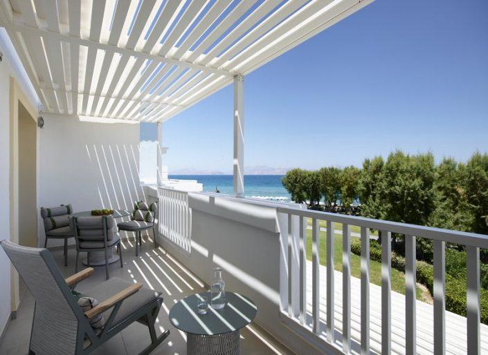 Wohnbeispiel mit Balkon