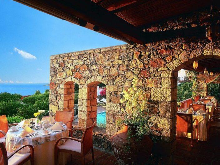 Elounda Mare Hotel Kreta - Im Restaurant
