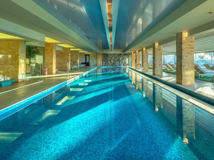 Ikaros Beach 5-Sterne Luxury Resort & Spa - Am Indoorpool