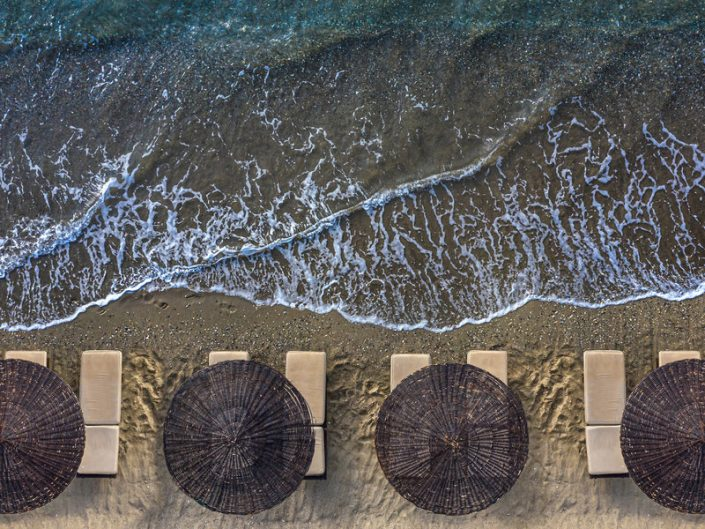 Am Strand liegen