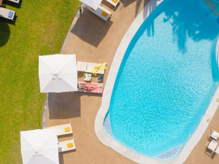 Mandraki Village Skiathos - Entspannen am Pool