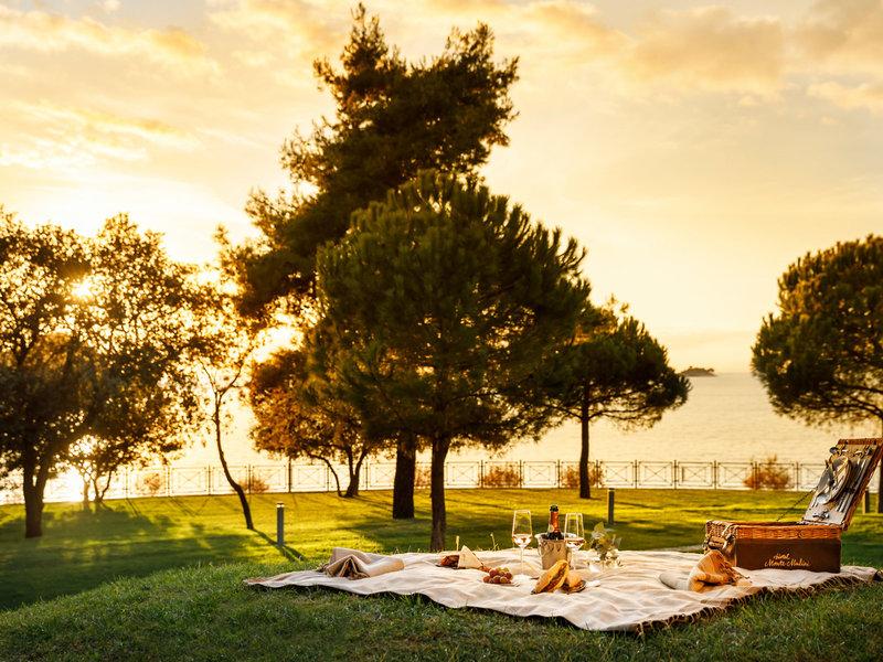 Monte Mulini Rovinj - Romantisches Picknick für Zwei