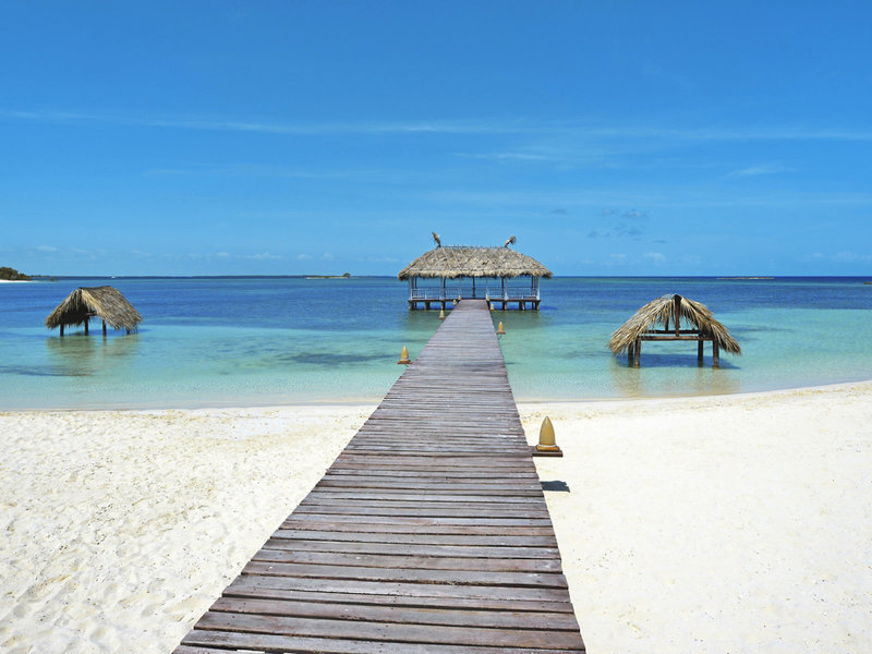 Melia Buenavista Kuba - Am wundervollen Strand