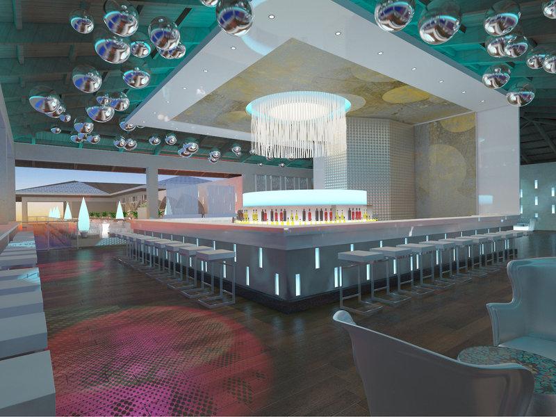Paradisus Los Cayos Kuba - Die stylischte der vielen Bars in der Anlage