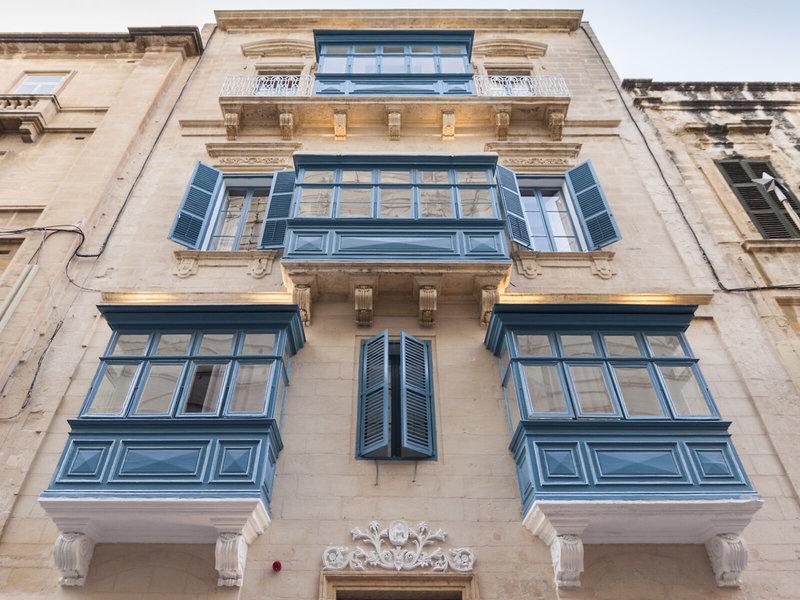 AX Saint John Malta - Ankommen am Hotel
