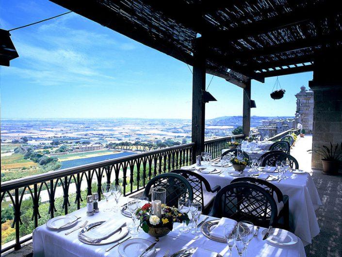 Xara Palace Relais Malta - Beim eleganten Lunch