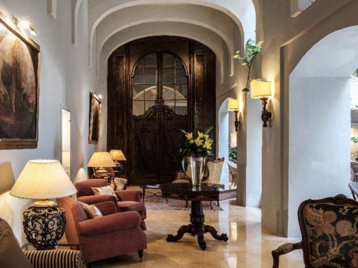 Xara Palace Relais Malta - Entspannungsecken im Hotel