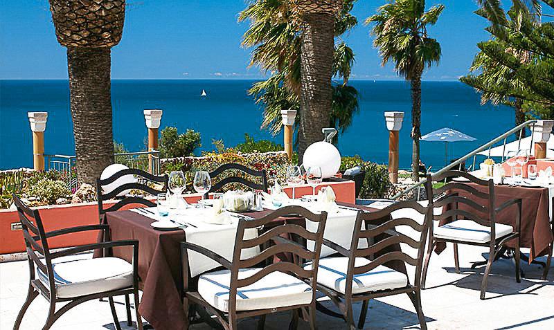 Vivenda Miranda Algarve - Lunchtime unter blauem Himmel