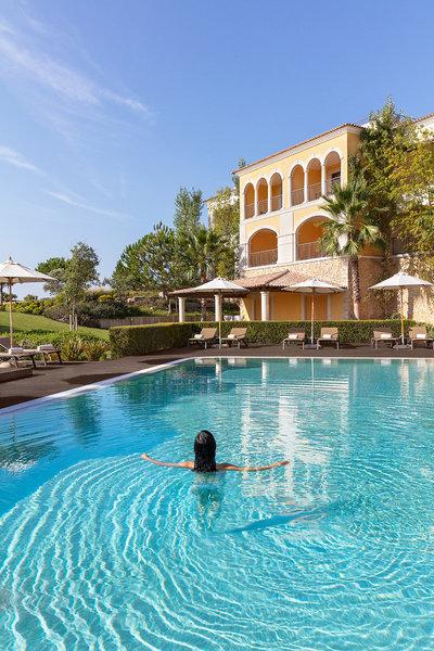 Cascade Wellness Resort Algarve - Ein Entspannungsbad