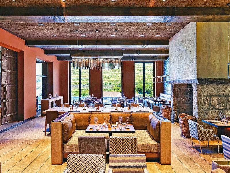 Six Senses Douro 5-Sterne im Douro Valley - In einem der tollen Restaurants