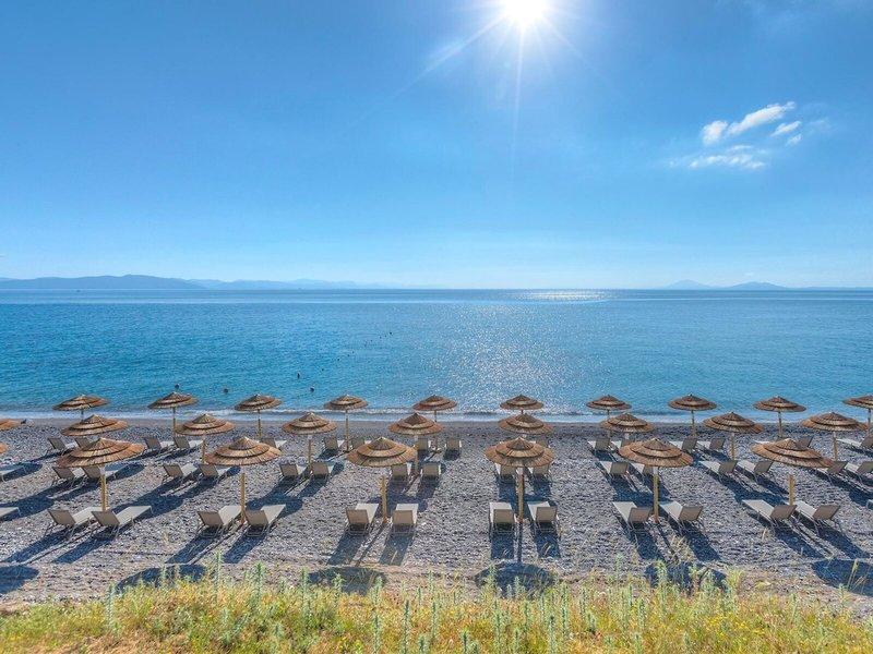 Blue Lagoon Ocean Erwachsenenhotel - Am traumhaften Strand