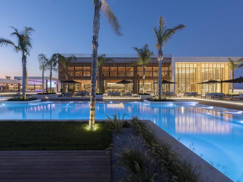 Andrea Lagoon AllSuites Kos - Abends am Pool