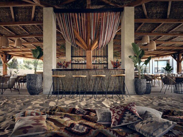 An der Sand/Strand Bar