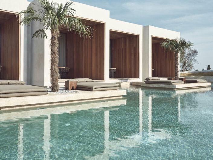 Olea All Suite Zakynthos - Swim Up Pools