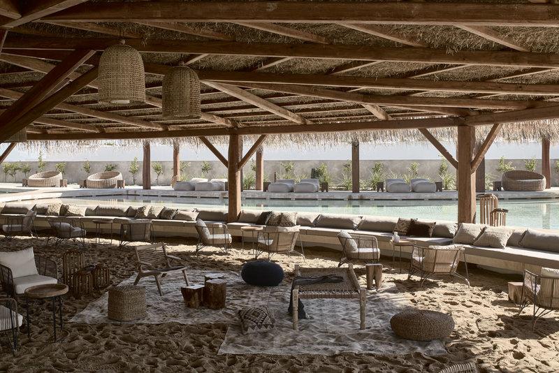 Olea All Suite Zakynthos - Grandiose Strandbar am Pool