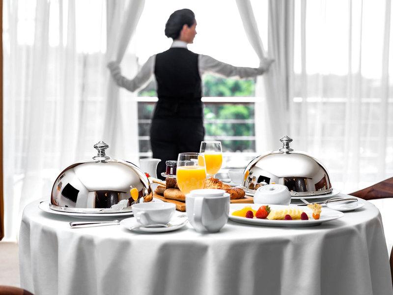 Privates Frühstück