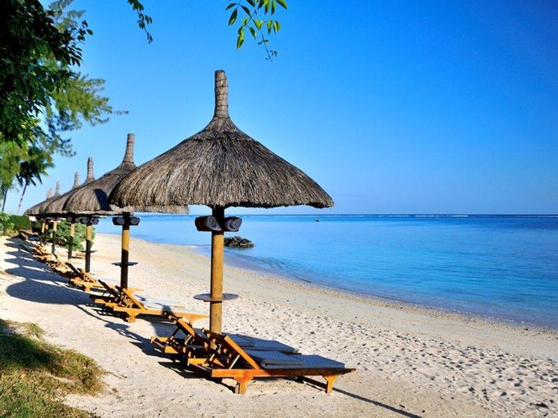 Le Cardinal Resort Mauritius - Am tollen Strand