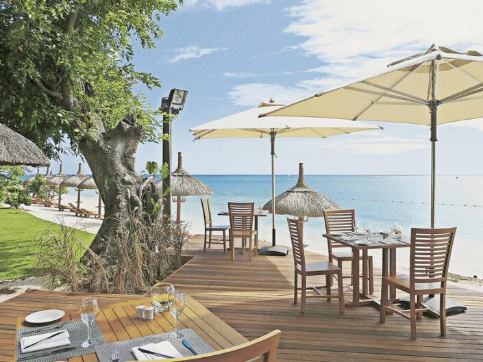 Le Cardinal Resort Mauritius - Im Strand Restaurant
