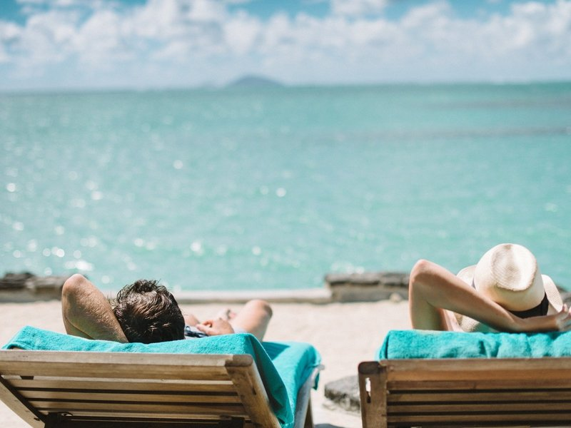 Paradise Cove Mauritius - Relax for Two