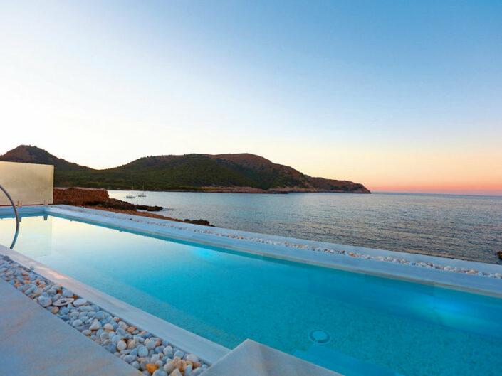 Mar Azul PurEstil Mallorca - Sonnenuntergang über Mallorca und dem Mittelmeer