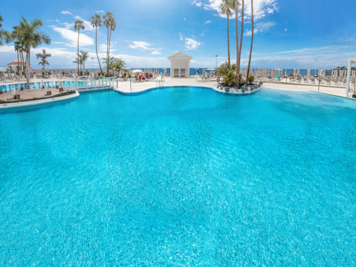 Erwachsenenhotel Guayarmina Princess Teneriffa - Traumhaftes Pool Feeling auf Teneriffa
