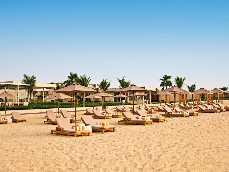 Am Strand verwöhnen lassen und entspannen