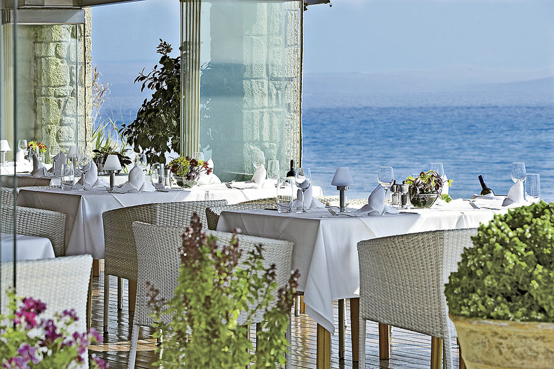Afitis Boutique Hotel Chalkidiki - Im Restaurant