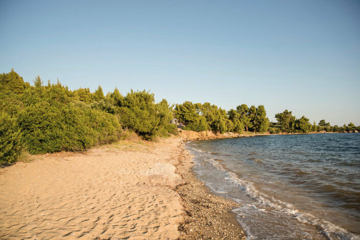 Strandfeeling auf Chalkidiki